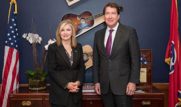 U.S. Senators Marsha Blackburn & Bill Hagerty Tennessee