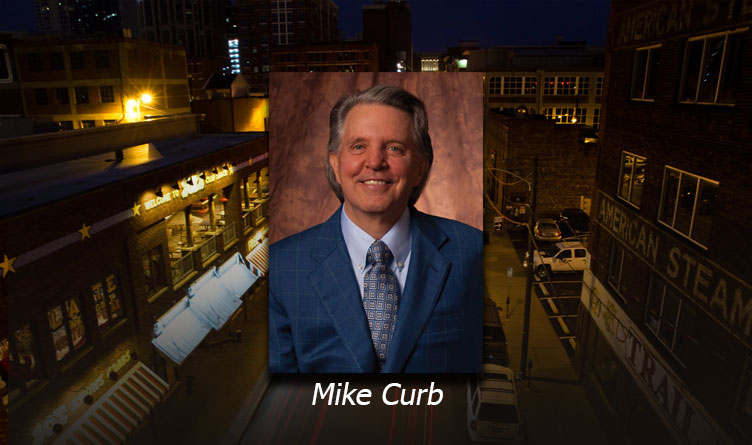 Mike Curb - Nashville Record Executive Files Second Lawsuit Against Transgender Bathroom Law