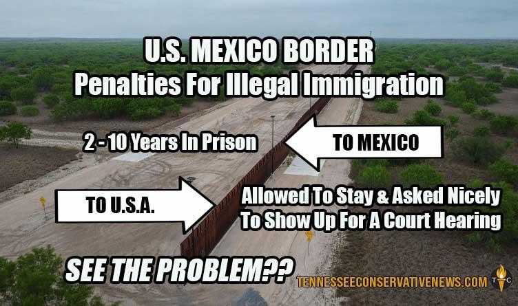 U.S. Mexico Border Meme