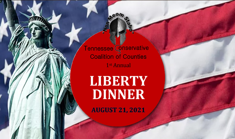 Tennessee Conservative Coalition Of Counties Launches Liberty Dinner