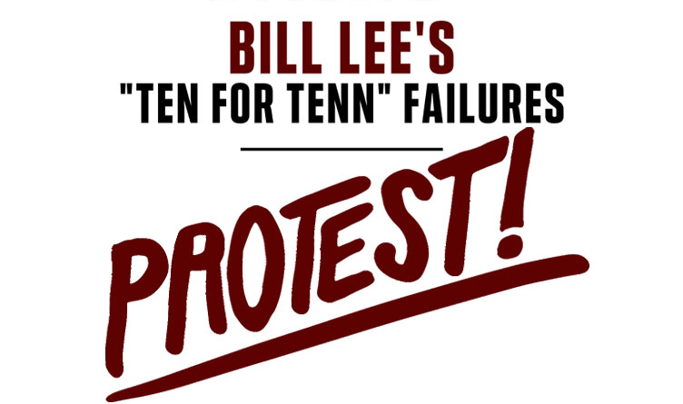 Conservatives Will Protest Against Bill Lee At Chattanooga GOP Event
