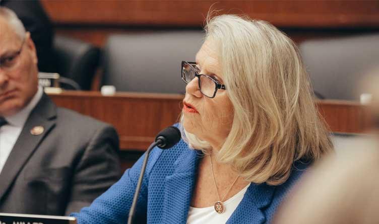 U.S. Rep. Carol Miller, R-W.Va.