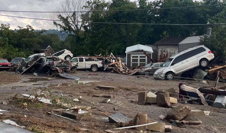 Anonymous Donor Pays Funeral Expenses For Flood Victims