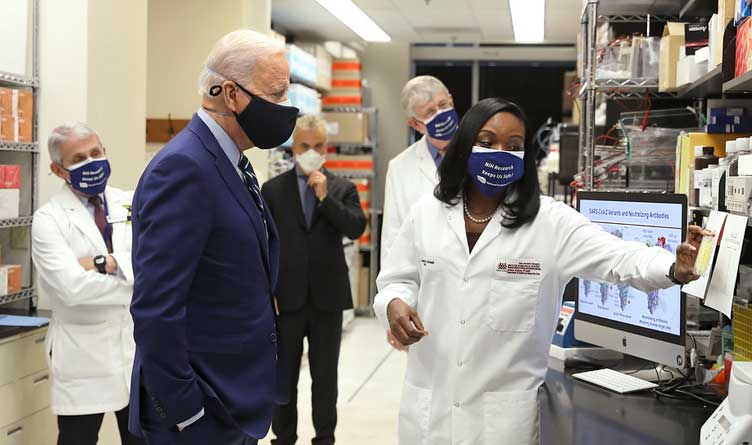 Biden Endorses Vaccine Requirement For Armed Services