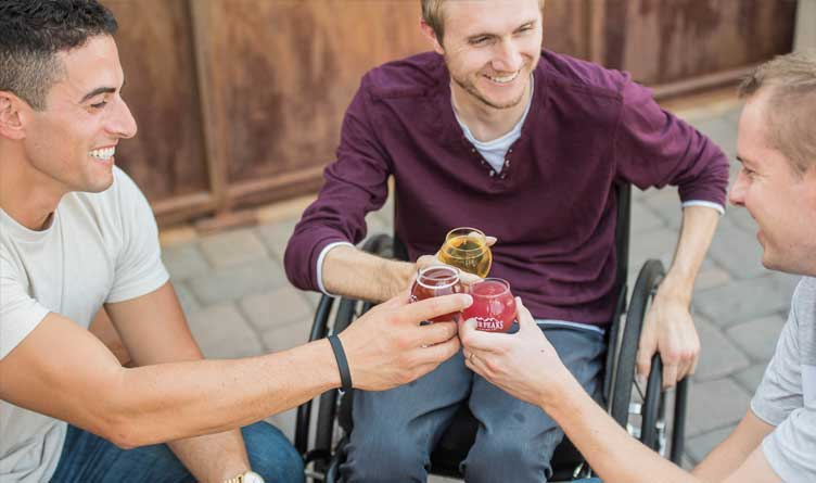 COVID-19 Regulations Make Businesses Inaccessible to the Disabled