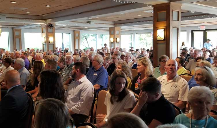 Conservative Club Of Tellico Hosts Freedom Matters Tour