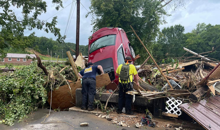 Death Toll From Tennessee Flood Rises As Biden Approves Disaster Relief