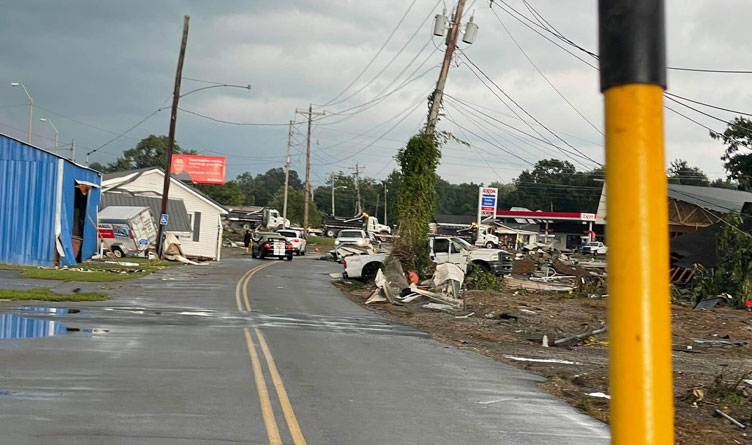 Disaster Unemployment Available For TN Flood Victims In 4 Counties