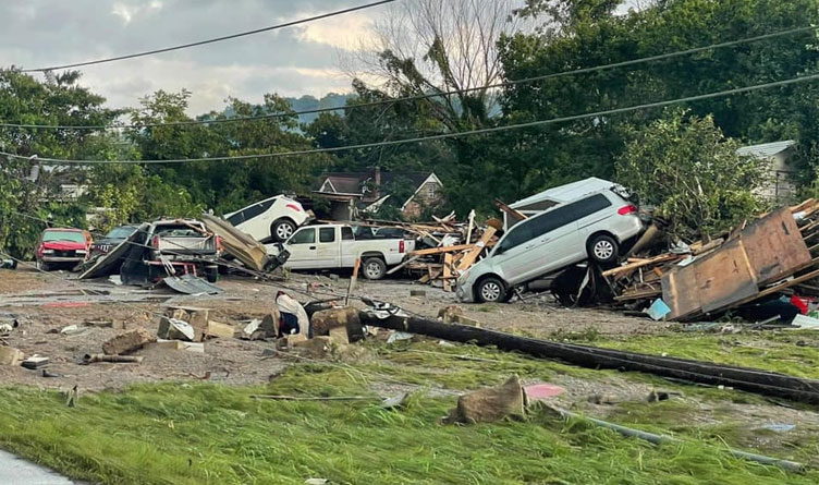 Dozens Of Tennesseans Missing Or Dead After Flooding
