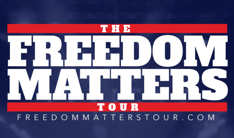 Freedom Matters Tour Next Stop: Chattanooga