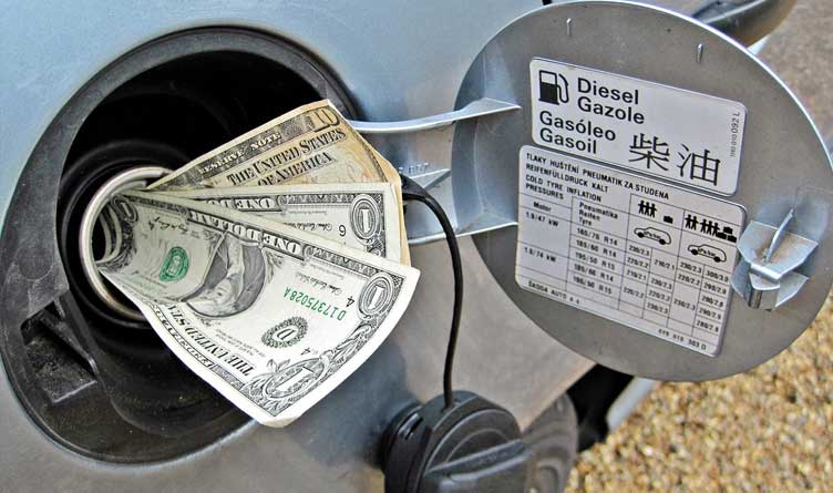 Gas Prices Hit 7-Year High