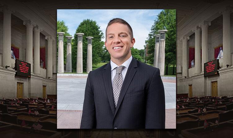 Speaker Sexton's new Chief of Staff, Sammie Arnold