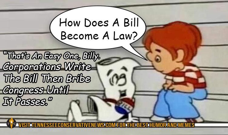 How Does A Bill Become A Law? Meme