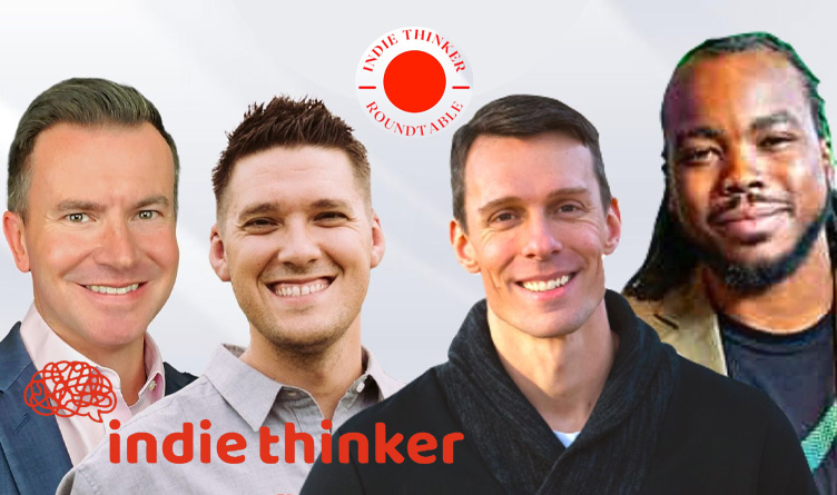 Indie Thinker Roundtable - Afghanistan | Guests Brandon Lewis, Dom Lucre, & Joshua Standifer