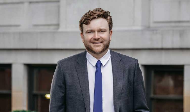 Judge Alex McVeagh Announces Election Campaign For 2022