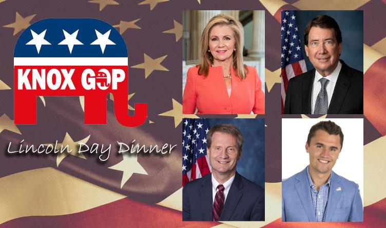 Knox County GOP Event Features Blackburn, Hagerty, Burchett & Kirk