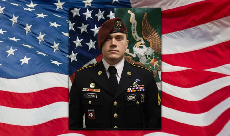 Knoxville Soldier Among Those Killed In Terrorist Attack