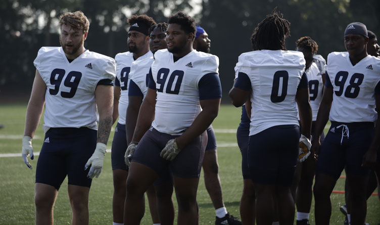 Chattanooga Mocs Football Picked to Win Southern Conference