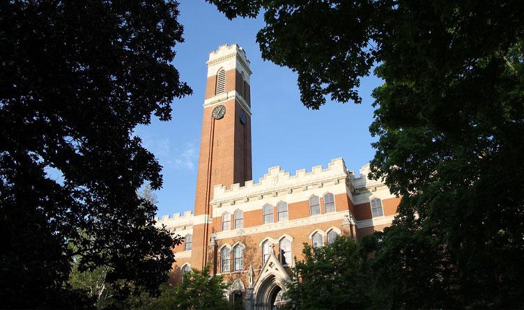 Kirkland Hall - Vanderbilt University