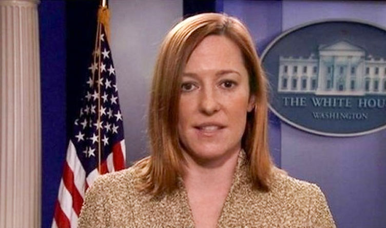 """Psaki's 'Stranded"""" Americans Comment Brings Fire As Biden Play Defense"""