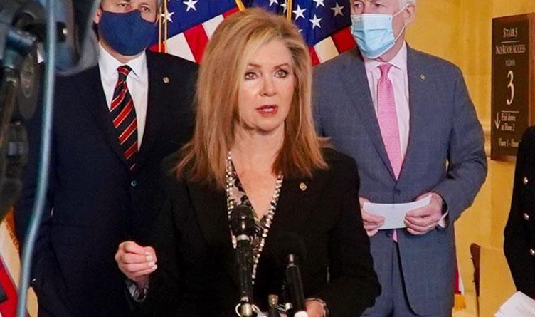 U.S. Senator Marsha Blackburn (R) TN