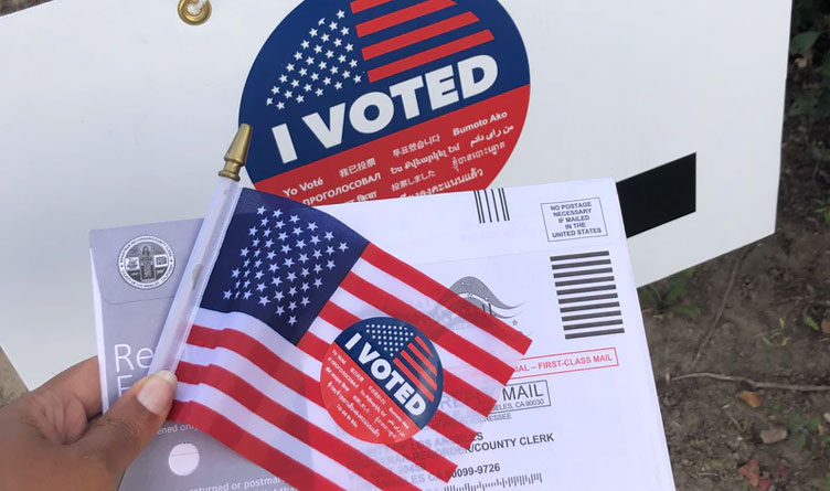 Tennessee's Public Universities To Host Voter Registration Tailgates
