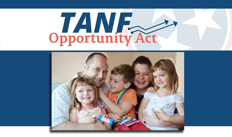 Tennessee's TANF Board Looks To Build Sustainability