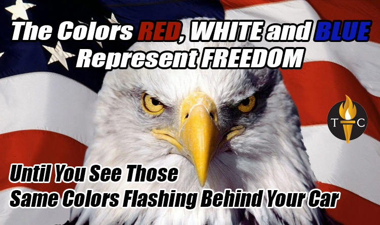 The Colors Red White And Blue Represent Freedom Meme