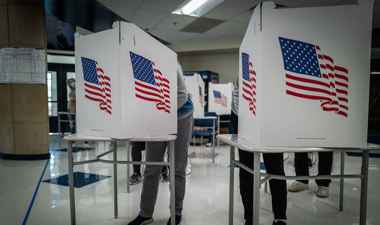 Voting Legislation Heads To U.S. Senate, Would Expand Fed Control Over Election Rules
