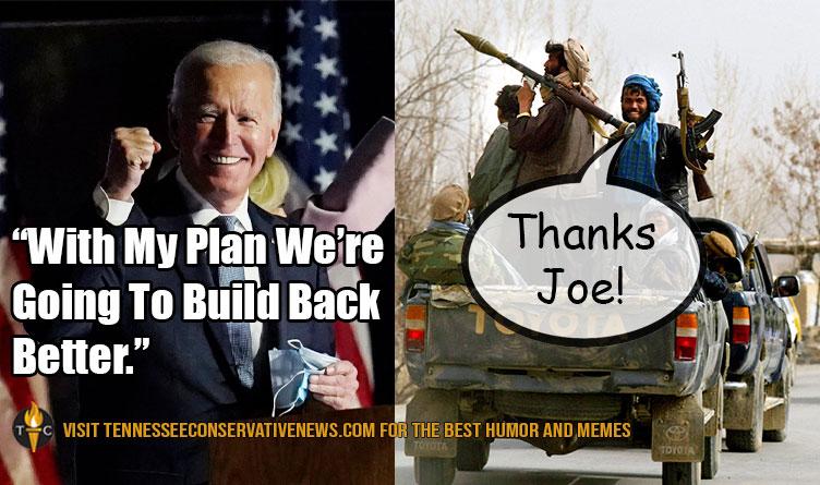 Biden Taliban Meme