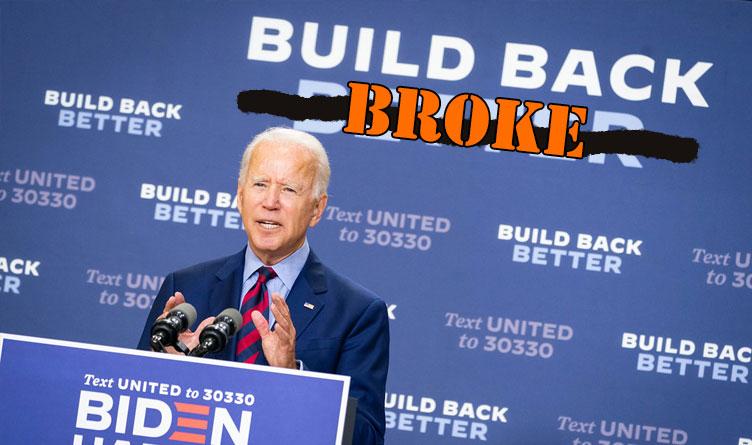Biden Builds Back Broke: Blackburn Op-Ed
