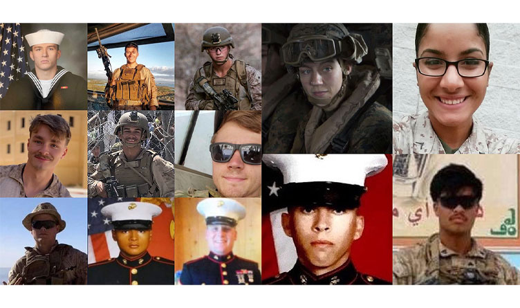 Blackburn & Colleagues Introduce Bipartisan Bill To Honor 13 American Heroes Killed In Afghanistan