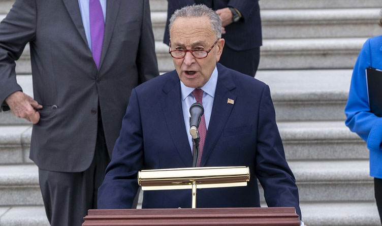 Democrat's Immigration Plans Derailed In U.S. Senate