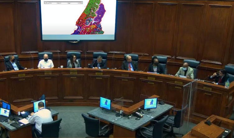 Hamilton County Commissioners Push For Continuity of Neighborhoods In Redistricting