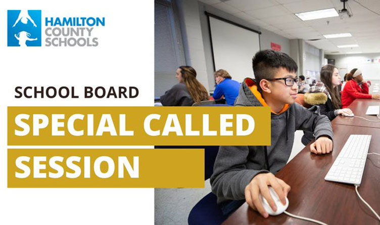 The Hamilton County School Board Met Thursday Night In A Special Called Session To View Presentations From A Number Of Search Firms As A Part Of Their Efforts To Find A New Superintendent For The School System.