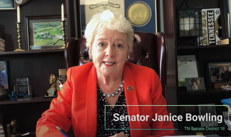 Join Senator Bowling at the Capitol on Thursday September 16th
