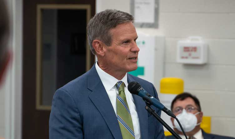 Tennessee Governor Bill Lee