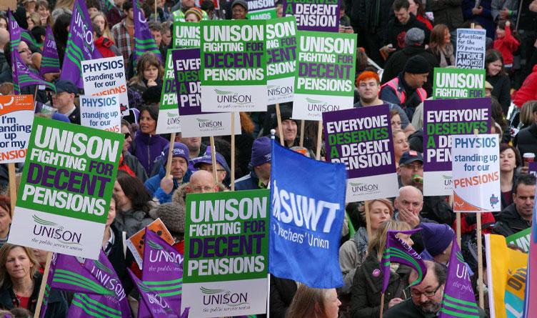 Labor Unions Three Years After Janus