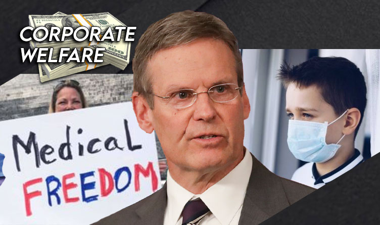 Lee Plans Special Session For Corporate Welfare, Ignores V@x Mandates & Masking Kids