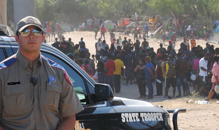 More Funding For Operation Lone Star As Hundreds Of Law Enforcement Officers Descend On Del Rio