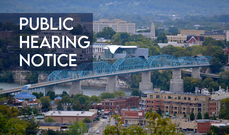 Public Hearing Set For Chattanooga Property Tax Increase