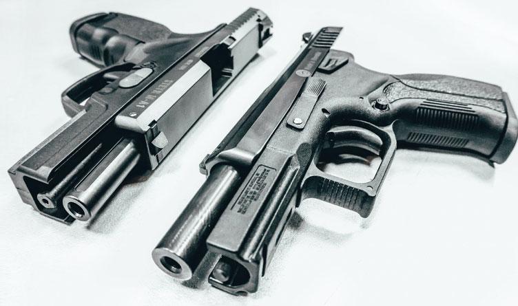 Shelby County DA Blames Permitless Gun Law for Crime Increase