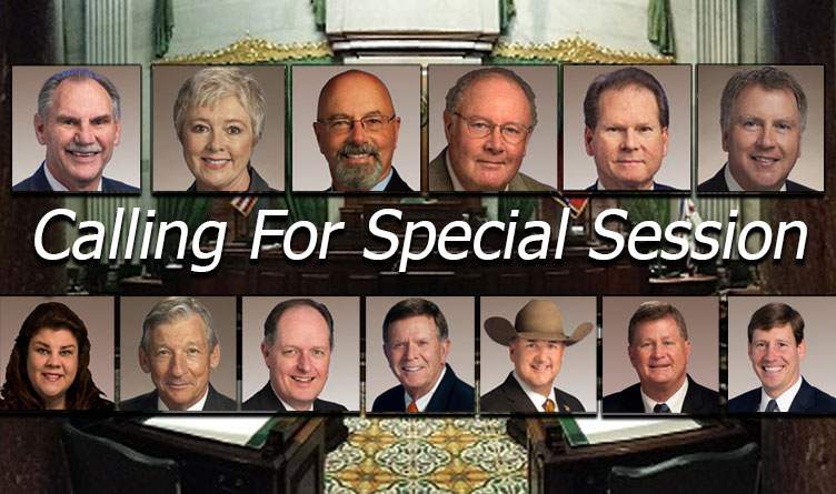 More TN Senators Sign On In Support Of Special Session