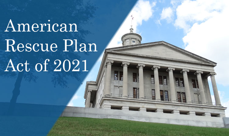 TN Health Agencies Offer Public Health Spending Proposals For Upcoming Fed Relief