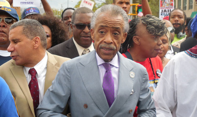 TSU Pays Al Sharpton $48,000 To Be Guest Lecturer