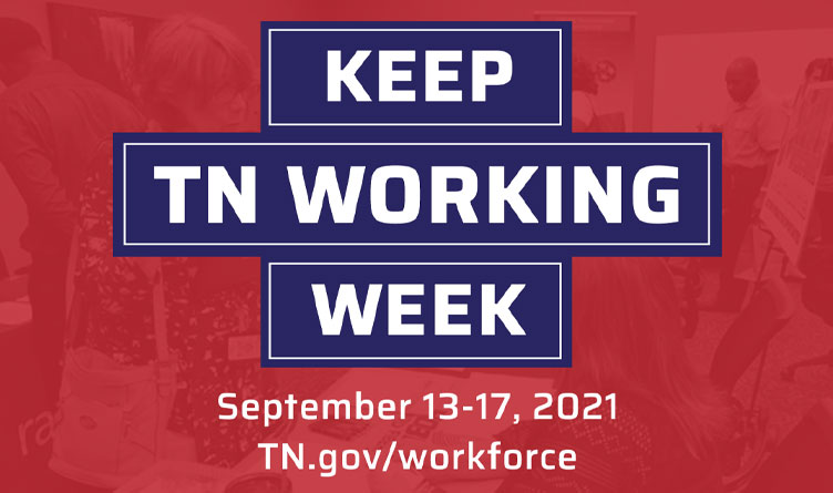 Tennessee Announces Statewide Employment Push