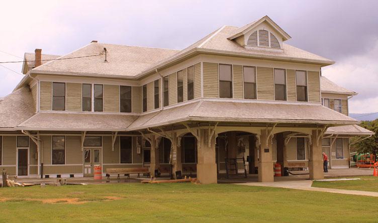 Etowah Tennessee L&N Depot