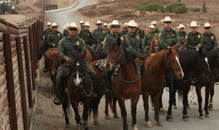 Texas Will Hire Any Border Patrol Agents Fired By Biden Administration