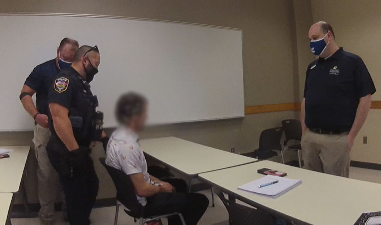 UTC Student Suspended For Not Complying With Mask Mandate