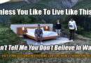 Unless You Like To Live Like This... Don't Tell Me You Don' Believe In Walls. Southern Border Wall Meme